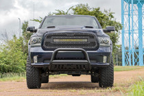 Ram 1500 19-20 Bull Bar Black