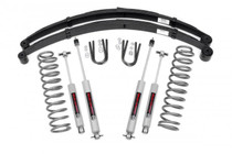 3IN Jeep Suspension Lift Kit (84-01 Cherokee XJ) - with leaf springs