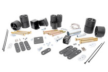 Jeep 2in Body Lift Kit (97-06 Wrangler TJ)(Automatic Trans)