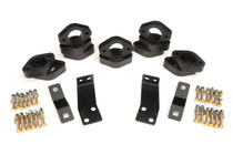 Jeep 1.25in Body Lift Kit (07-18 Wrangler JK 4-Door)(Auto Trans)