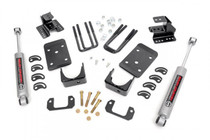 2IN/4IN - GM Lowering Kit (07-15 1500 PU 2WD)