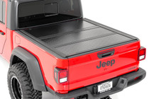 Jeep Low Profile Hard Tri-fold Tonneau Cover (2020 Gladiator | 5' Bed)