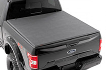 "Ford Soft Tri-Fold Bed Cover (01-03 F-150 - 5'5"" Bed)"