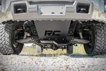 GM Front Skid Plate Kit (14-18 1500 PU) - displayed on a vehicle