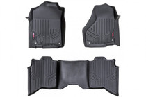 Heavy Duty Floor Mats (Front & Rear)-(12-18 Dodge Ram 1500)