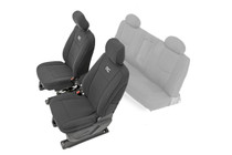 GM Neoprene Seat Covers | Black (14-18 1500)