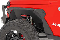 Jeep Front and Rear Fender Delete Kit (18-20 Wrangler JL) - close view