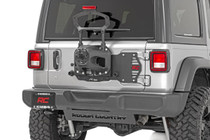 Jeep Tailgate Reinforcement Kit (18-20 Wrangler JL) - without spare view