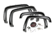 GMC Pocket Fender Flares w/ Rivets (07-10 2500/3500HD)