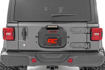 Jeep Spare Tire Delete Kit (18-20 JL)