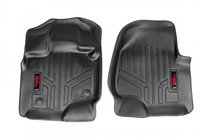Heavy Duty Floor Mats (Front) - (15-20 Ford F-150) Bucket Seats