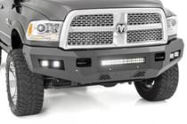 Ram Heavy-Duty Front LED Bumper (10-18 2500/3500)