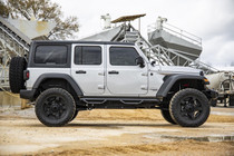 1.25IN Jeep Body Lift Kit (18-20 Wrangler JL) - displayed on a vehicle