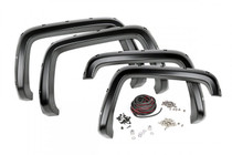 GMC Pocket Fender Flares w/ Rivets (15-19 Canyon - 5' Bed - Unpainted)