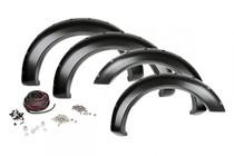 Nissan Pocket Fender Flares | Rivets (16-20 Titan XD)(Unpainted)