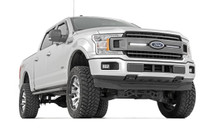 Ford Dual 10in LED Grille Kit (18-20 F-150   XLT)