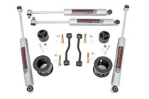 2.5in Jeep Suspension Lift Kit (2020 Gladiator) - Premium N3 Shocks