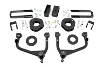 3.5in GMC Suspension Lift Kit w/ Upper Control Arms (19-20 1500 4WD/2WD w/ Adaptive Ride Control)