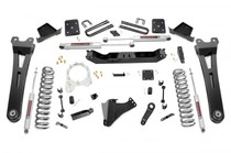6IN Ford Suspension Lift Kit w/ Radius Arms (17-19 F-250/F-350 4WD | Diesel)
