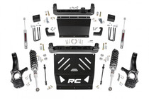 4in GM Suspension Lift Kit / Lifted Struts (15-21 Canyon/Colorado 2WD/4WD)