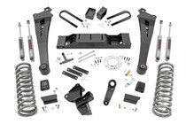 5in Dodge Radius Arm Suspension Lift Kit (19-20 Ram 3500 4WD | Diesel | Duallie)