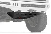 GM Prerunner Style Skid Plate (07-13 Silverado/Sierra 1500 w/ Prerunner Bumpers) mounted preview