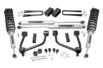 3.5IN Toyota Bolt-On Lift Kit (07-20 Tundra 2WD/4WD) - Lifted Struts w/ N3 Shocks