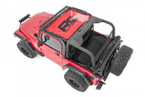 Jeep Wrangler TJ Mesh Bikini Top (97-06) Red
