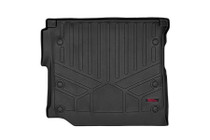 Heavy Duty Cargo Liner - (18-20 Jeep Wrangler JL Unlimited) - w/ Factory Subwoofers