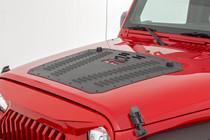 Jeep Powder Coated Hood Louver (07-18 Wrangler JK)