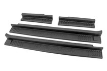 Jeep Entry Guards (07-18 Wrangler JK) - Front and Rear