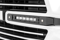 Dodge Dual 6IN LED Grille Kit (19-20 RAM 1500) - Black