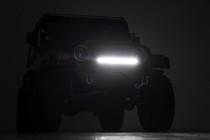 Jeep Full Width Front LED Winch Bumper (87-06 Wrangler YJ/TJ)