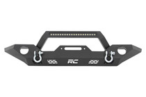 Jeep Full Width Front LED Winch Bumper (JK, JL, Gladiator JT)