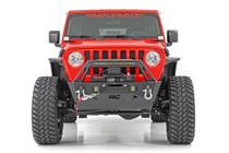 Jeep Stubby Front Trail Bumper (18-20 Wrangler JL | Gladiator JT)