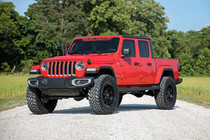 3.5in Jeep Suspension Lift Kit | Coil Springs (2020 Gladiator) displayed on vehicle