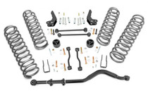 3.5in Jeep Suspension Lift Kit | Coil Springs (2020-2021 Gladiator)