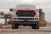 Ford Mesh Grille (17-19 Super Duty)