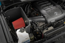 Toyota Cold Air Intake (12-20 Tundra | 5.7L) mounted on vehicle view