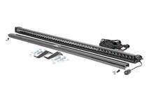Honda 50 Inch Single-Row Lower Windshield LED Kit (16-20 Pioneer) - Black Series