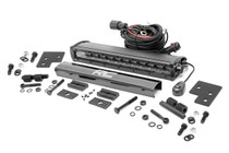 Polaris 12-inch LED Bumper Kit (19-20 Ranger) - Black Series