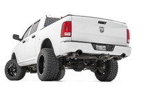 Dual Cat-Back Exhaust System w/ Black Tips (09-18 Ram 1500 | V8 - 4.7L, 5.7L)