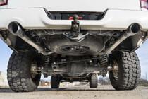 Dual Cat-Back Exhaust System w/ Black Tips (09-18 Ram 1500   V8 - 4.7L, 5.7L)
