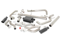 DUAL CAT-BACK EXHAUST SYSTEM W/ BLACK TIPS (09-14 F-150 | V8 - 4.6L, 5.0L, 5.4L)
