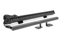 Mahindra 30-inch LED Hood Kit (19-20 Roxor) - Black Series