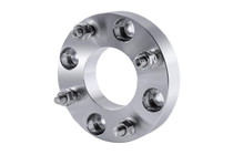 4 X 130 to 4 X 4.50 Aluminum Wheel Adapter