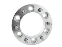 6 X 132 to 6 X 5.50 Aluminum Wheel Adapter