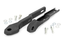 Nissan Tow Hook to Shackle Conversion Kit - Mounts only