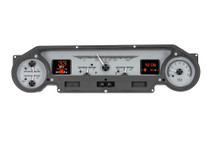 1964-65 Ford Falcon/Ranchero/Mustang HDX Instruments with Silver Alloy Background
