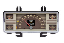 1940 Ford Car/1940-47 Ford Truck RTX Instrument System illuminated